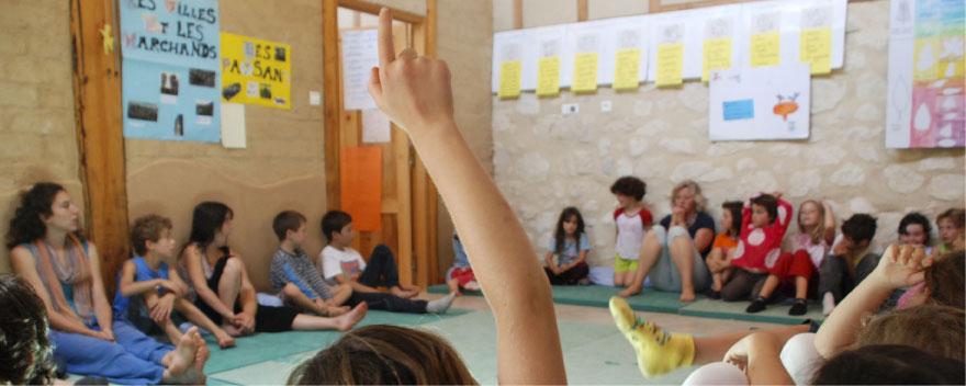 pédagogie alternative de la coopération