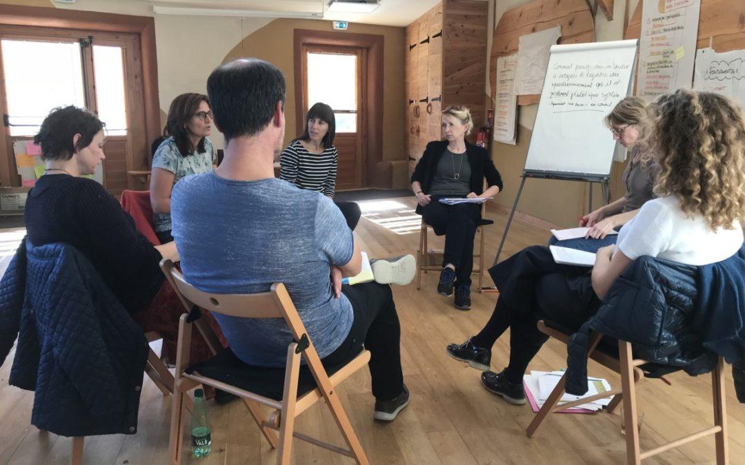 Formation aux pratiques d'Intelligence Collective
