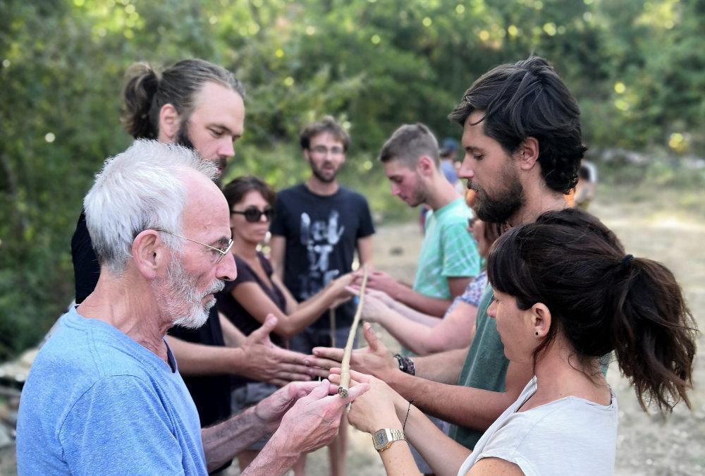 Piloter sa vie et ses projets grâce à la permaculture humaine