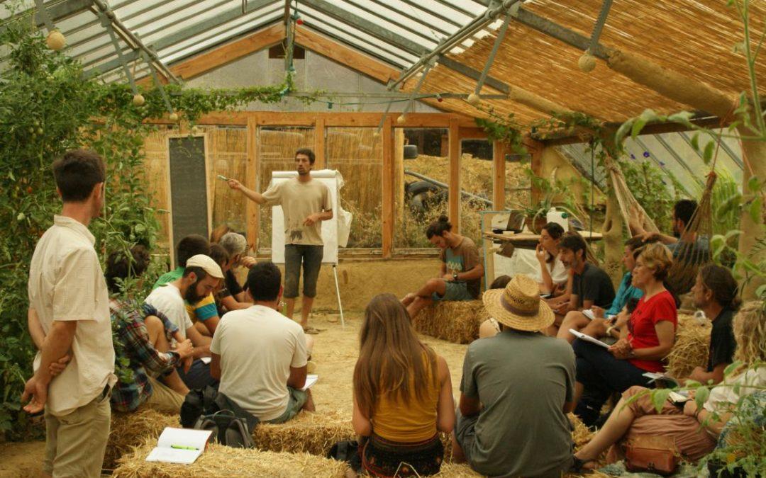Concevoir et aménager son espace en permaculture