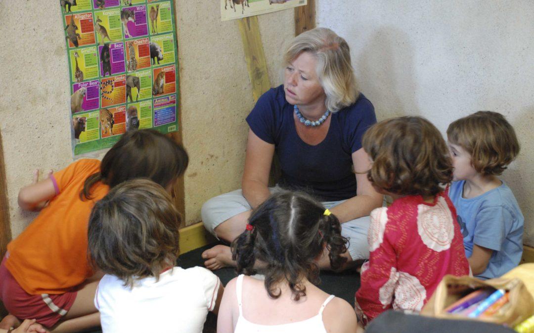 Atelier Ecole du Colibri et pédagogie de la coopération
